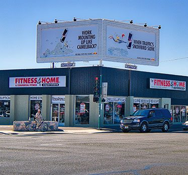 Phoenix, Arizona - Fitness 4 Home Superstore