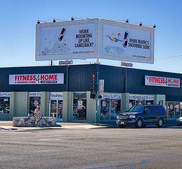 Phoenix, Arizona - Fitness 4 Home Superstore