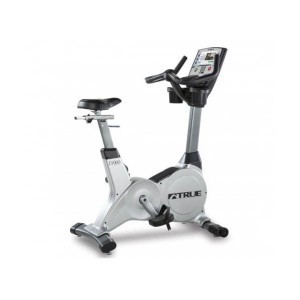 True ES900 Upright Bike right angle view  - Fitness 4 Home Superstore - Chandler, Phoenix, and Scottsdale, AZ
