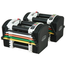 PowerBlock U-70 Stage I Set Urethane Series Dumbbells