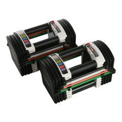 PowerBlock U-90 Stage I Set Urethane Series Dumbbells