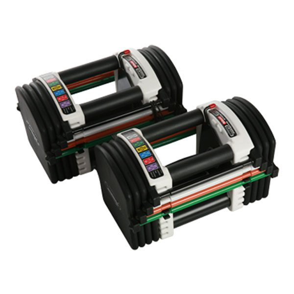 powerblock u-90 urethane dumbbells