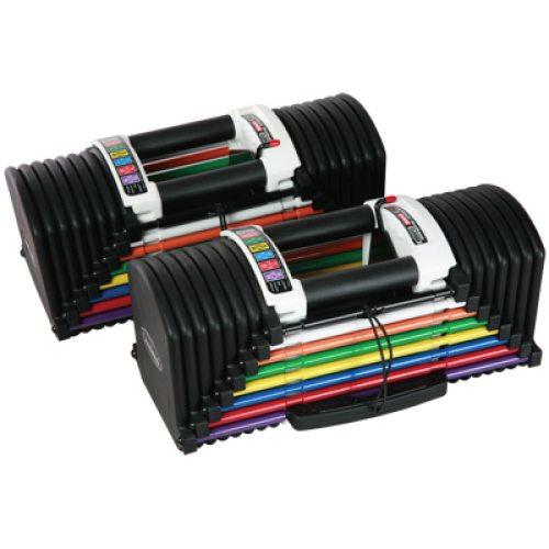 powerblock u-90 stage II-90 adjustable dumbbells