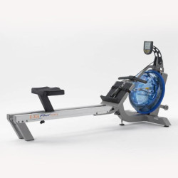 First Degree Fitness E316 Fluid Rower right angle view
