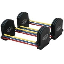 PowerBlock U-33 Stage II Kit – Urethane Series Dumbbells