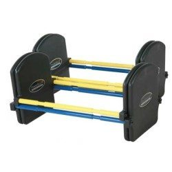 PowerBlock U-90 Stage II-70 Kit – Urethane Series Dumbbells