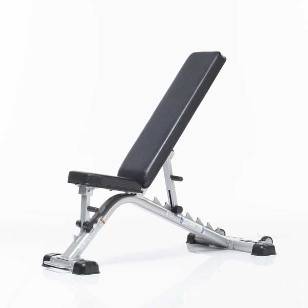 TuffStuff CLB-325 angle view - Available at Fitness 4 Home Superstore - Chandler, Phoenix, and Scottsdale, AZ. Locations close to Tempe, Peoria, Glendale, & Mesa!