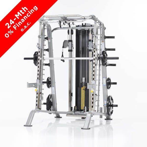 TuffStuff CSM-725WS Smith/Half Cage Ensemble - Evolution Series
