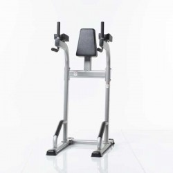 TuffStuff CVR-341 Vertical Knee Raise Dip Stand