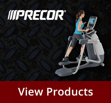 Precor Fitness Equipment - available at Fitness 4 Home Superstore