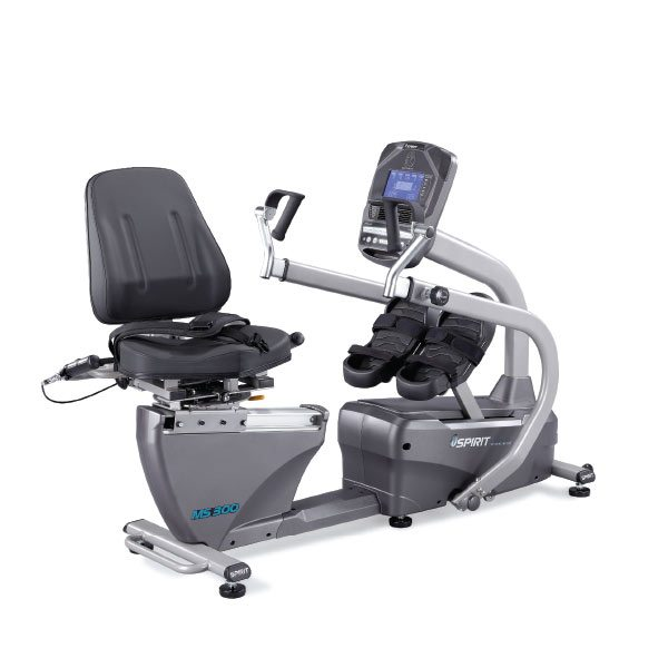 Spirit Medical Systems Recumbent Steppers - Available at Fitness 4 Home Superstore - Phoenix, and Scottsdale, AZ. Locations close to Tempe, Peoria, Glendale, & Mesa!