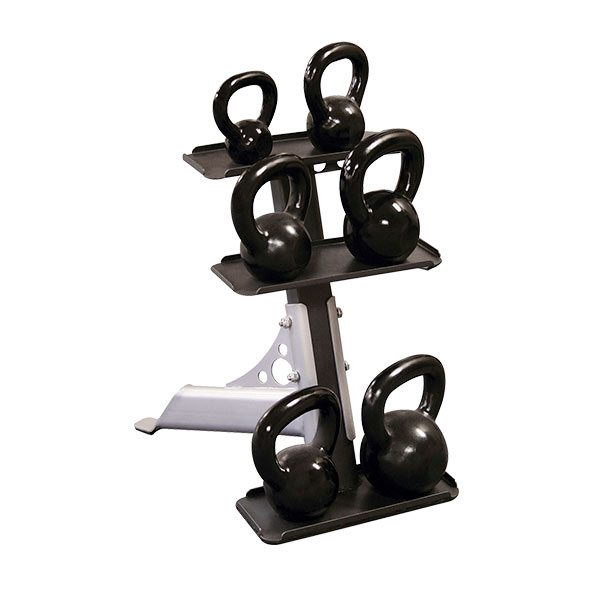 Body Solid GDKR50 Kettlebell Rack