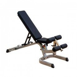 Body Solid GFID71 2″ x 3″ Flat / Incline / Decline Bench