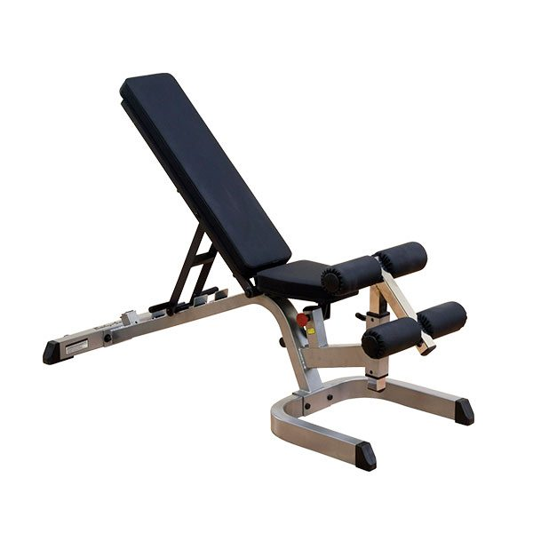 "Body Solid GFID71 2"" x 3"" Flat / Incline / Decline Bench"