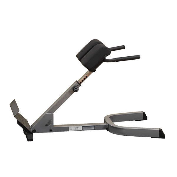 "Body Solid GHYP345 2"" x 3"" 45 Degree Back Hyperextension"