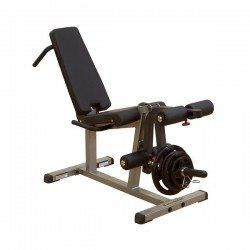 Body Solid GLCE365 2″ x 3″ Adjustable Supine Leg Curl / Extension Station