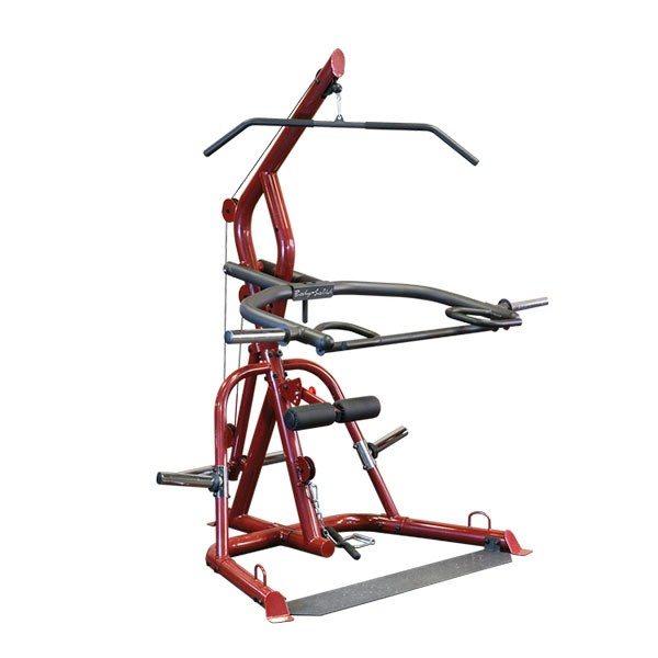Body Solid GLGS100 Corner Leverage Gym