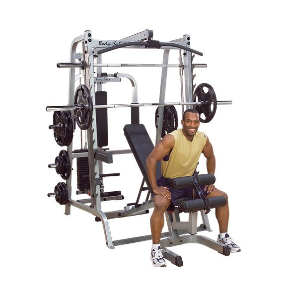 Body Solid GS348QP4 Series 7 Gym System