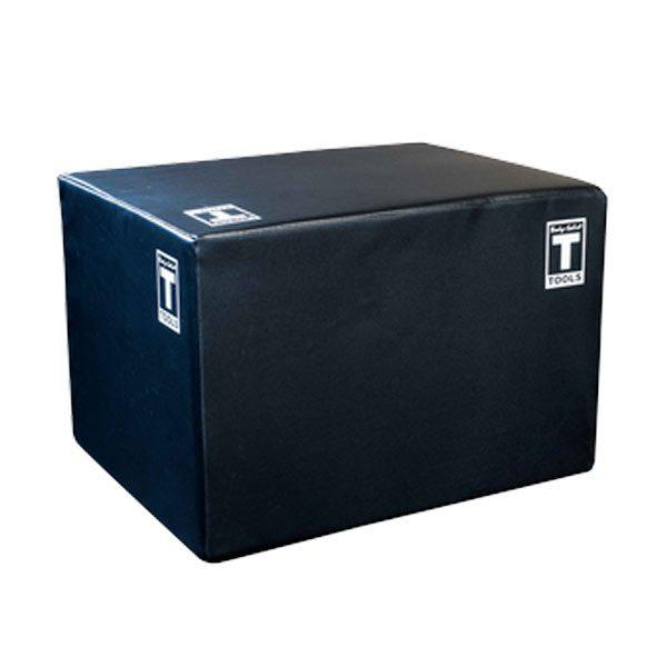 Body Solid BSTSPBOX Soft Sided Plyo Box