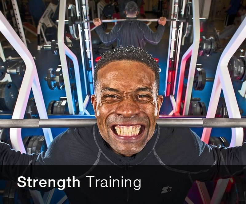Activities - Strength Training