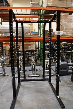 Maxicam Power Rack with Holder