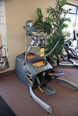 Octane 7000 Lateral Trainer